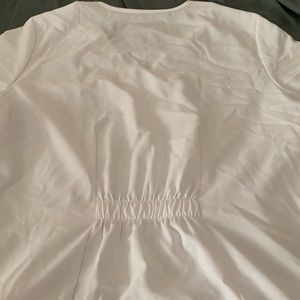 2 Large Greys Anatomy scrub tops